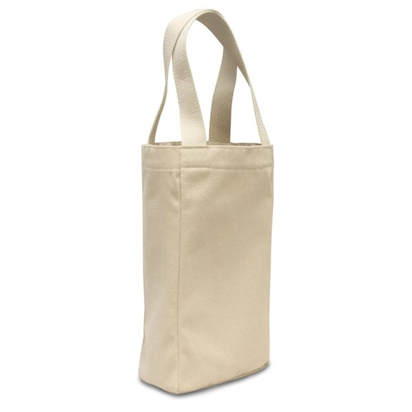 Promotional Liberty Bags Double Bottle Wine Tote