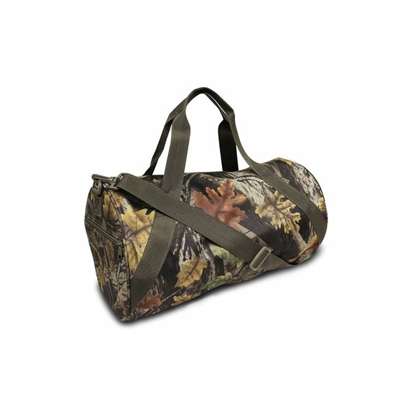 Promotional UltraClub(R) Sherbrook Camo Small Duffel