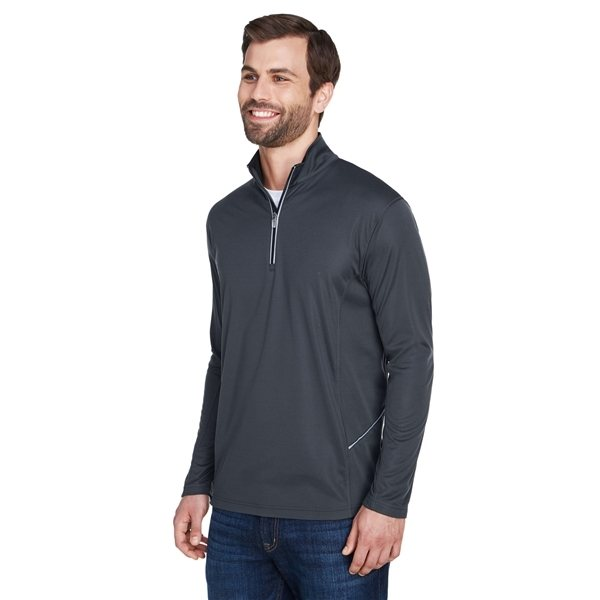 Promotional UltraClub(R) Cool Dry Sport Quarter - Zip Pullover