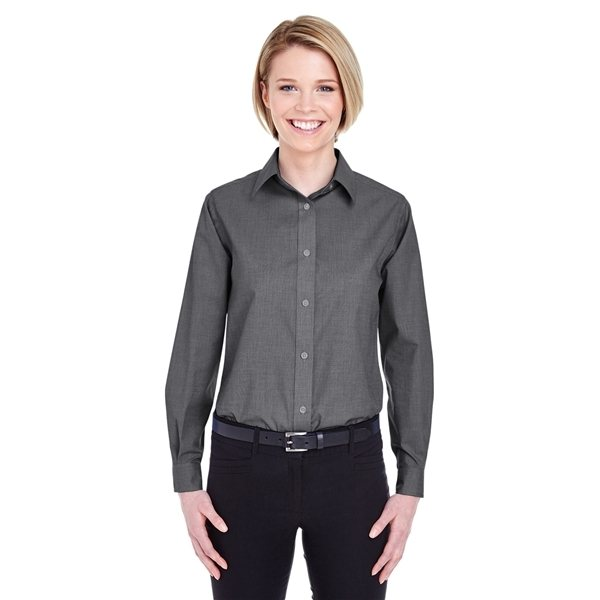 Promotional UltraClub(R) Wrinkle - Resistant End - on - End