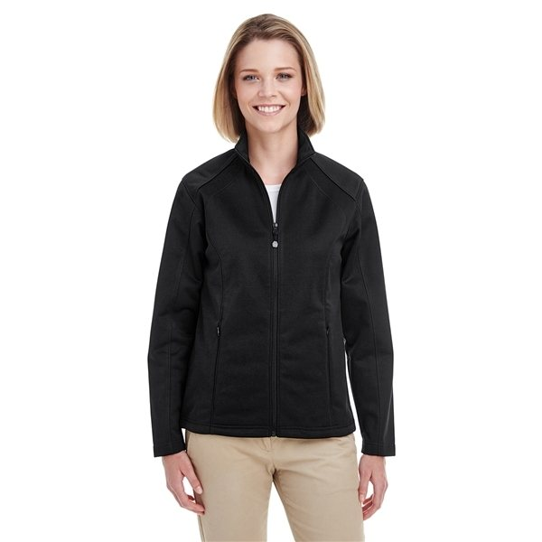 Promotional UltraClub(R) Ladies Soft Shell Jacket