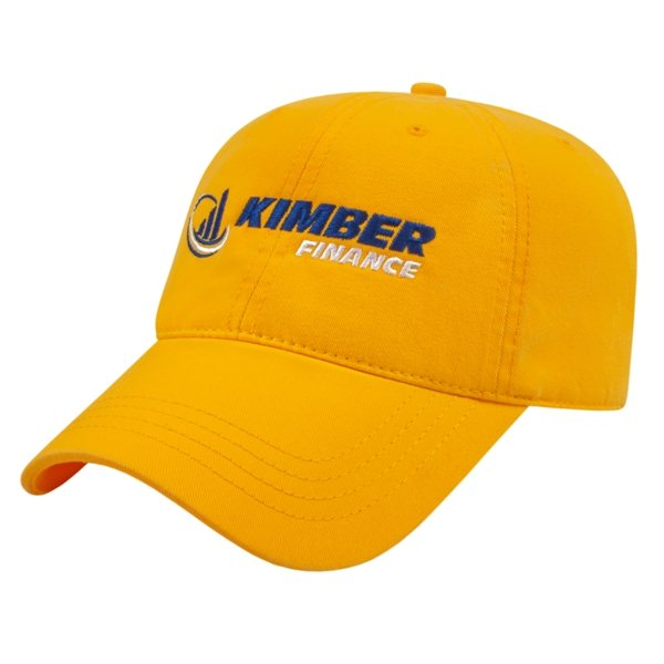 Promotional Relaxed Golf Cap Unstructured