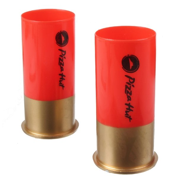 Promotional Shotgun Shell 3 oz Shot Glasses