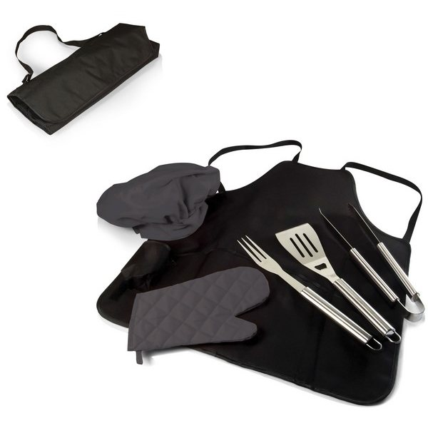 Promotional Picnic Times Barbeque (BBQ) Apron Tote Pro