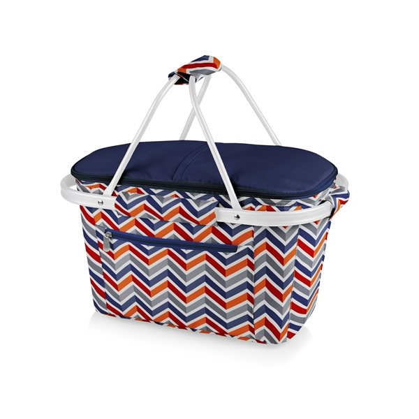 Promotional Market Basket Collapsible Tote