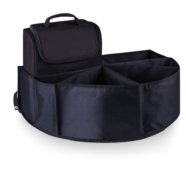 Promotional Trunk Boss Trunk Organizer With Cooler - Black