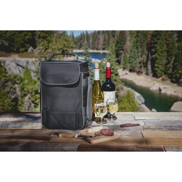 Promotional Duet Wine Cheese Tote