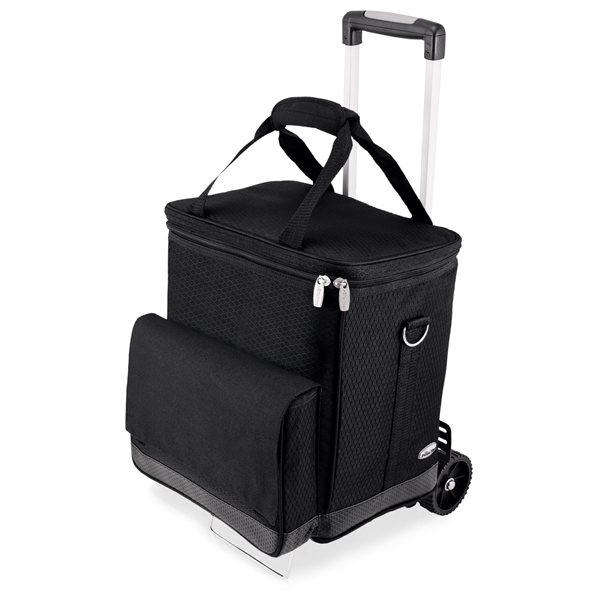 Promotional Cellar Cooler Tote With Trolley