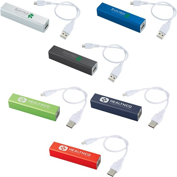 Promotional UL Listed Jolt Power Bank