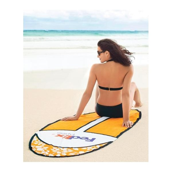 Promotional Hibiscus Stock Design Board Towelz(R)