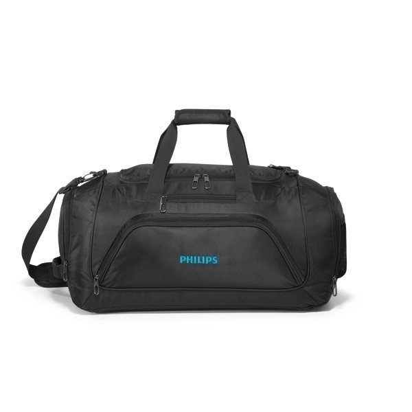 Promotional Cross Country Duffel - Black
