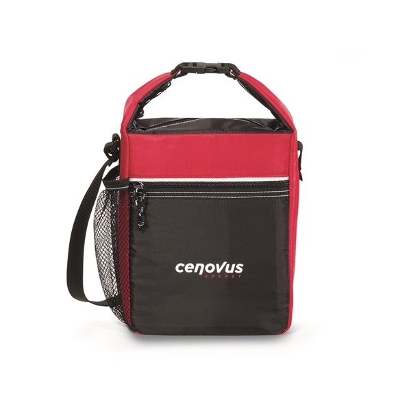Promotional Spirit Lunch Cooler - Red