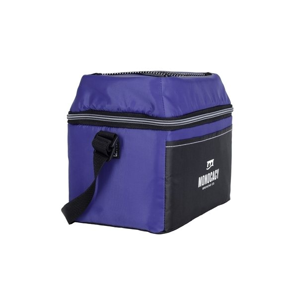 Promotional Bailey Box Cooler - Royal Blue