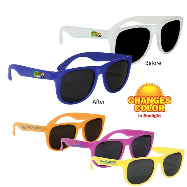 Promotional Sun Fun Sunglasses