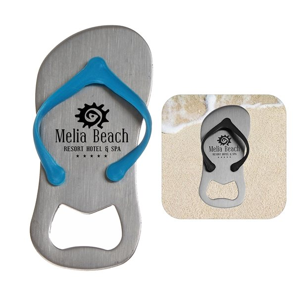 Promotional Sandal Bottle Opener