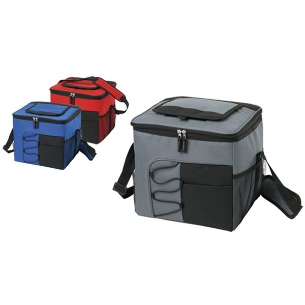 Promotional Rigid 24 Can Cooler Bag