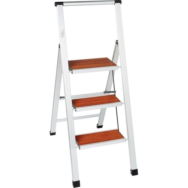 Promotional Lightweight Deco 3 Step Ladder