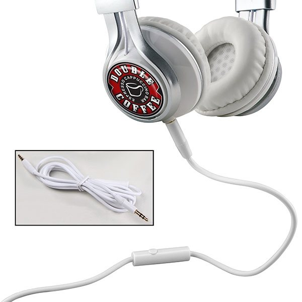 Promotional 3.5 mm Stereo Headphones