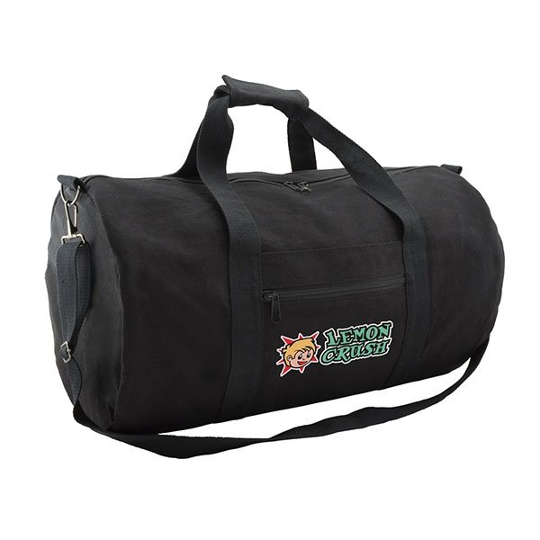 Promotional Canvas Duffle bag