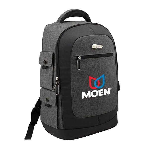 Promotional 15.6 Deluxe Laptop Backpack