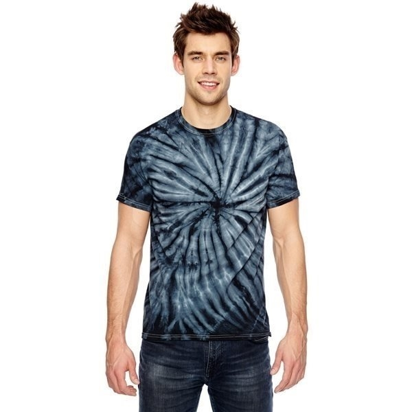 Promotional Tie - Dye for Team 365(R) TeamTonal CycloneTie - Dyed T - Shirt