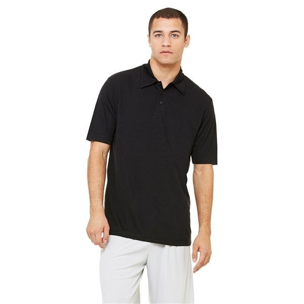 Promotional All Sport Performance Three - Button Mesh Polo