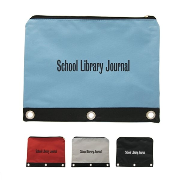 Promotional Fabric School Pouch
