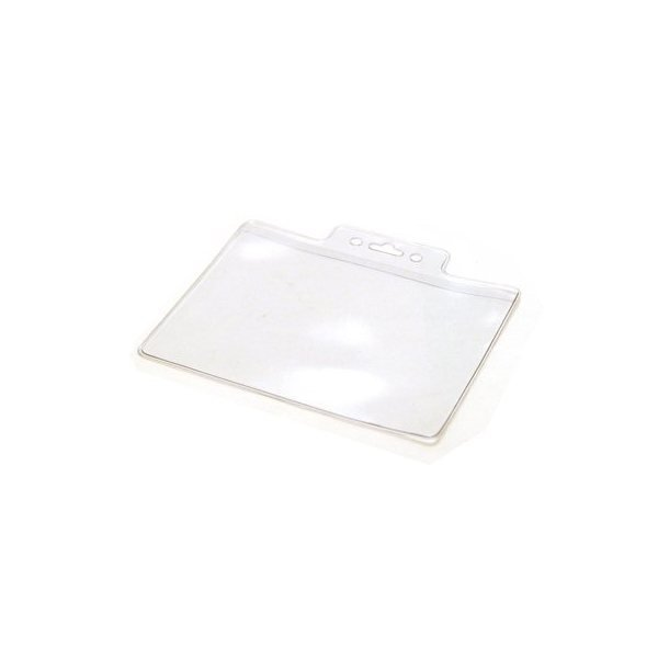Promotional Blank Stock Mylar Pouch For 4 1/4x3 Insert Card