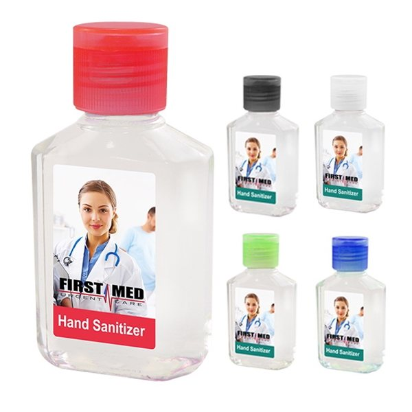 Promotional 2 oz Anti - bacterial Gel