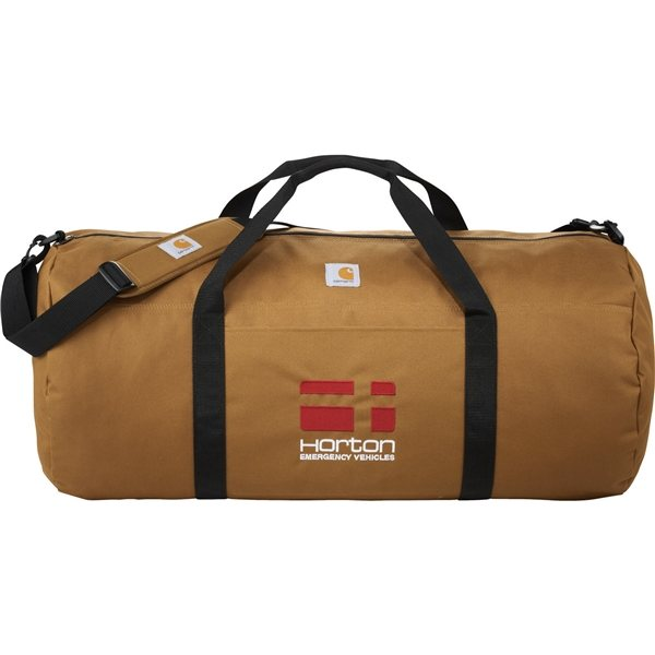 Promotional Carhartt(R) Foundations 28 Packable Duffel w / Pouch