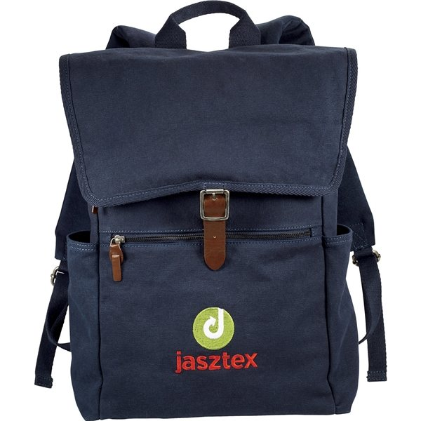 Promotional Alternative(R) Mid 15 Cotton Computer Backpack