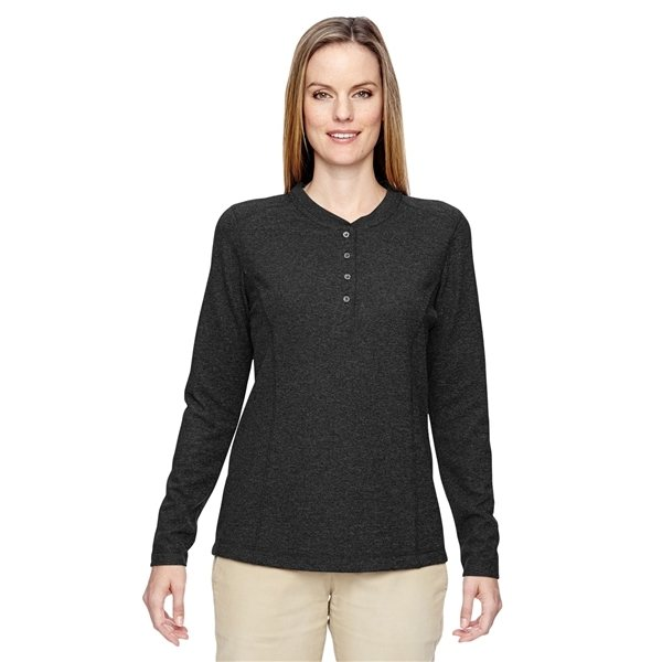 Promotional North End(R) Excursion Nomad Performance Waffle Henley