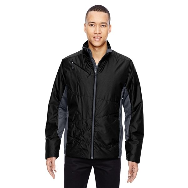 Promotional North End(R) Immerge Insulated Hybrid Jacket with Heat Reflect Technology