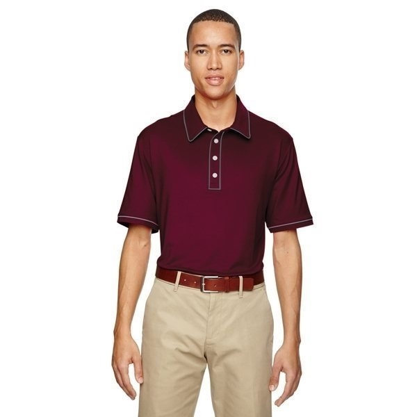 Promotional adidas Golf puremotion(R) Piped Polo