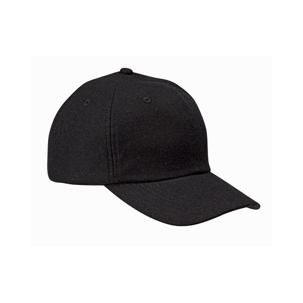 Promotional Big Accessories Wool Baseball Cap