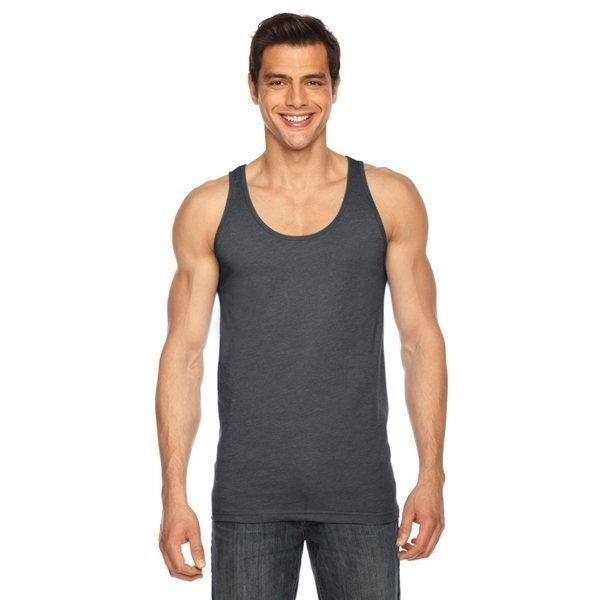 Promotional American Apparel 50/50 Poly - Cotton Tank Top