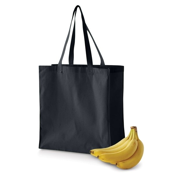 Promotional BAGedge 6 oz Canvas Grocery Tote
