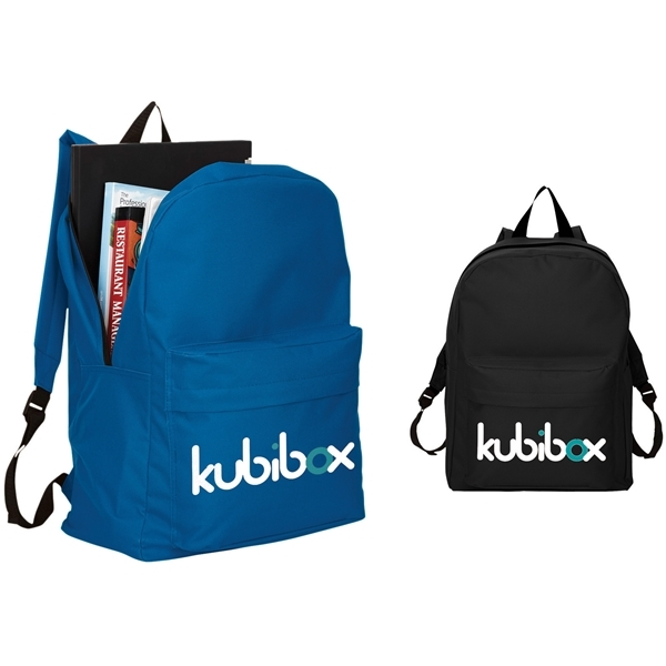 Promotional The Buddy Budget Laptop Backpack