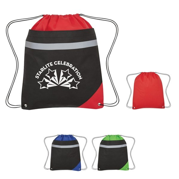 Promotional Non - Woven Edge Sports Pack