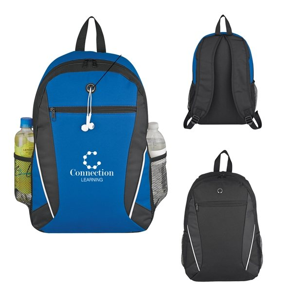 Promotional Polyester Homerun Backpack
