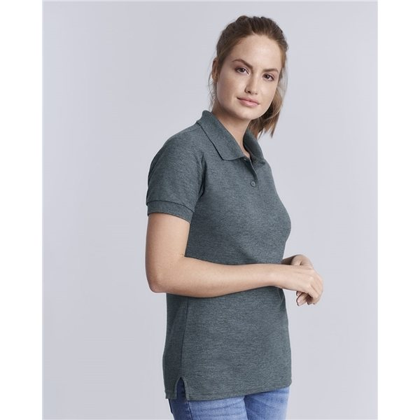 Promotional Gildan - Ladies DryBlend Double Pique Sport Shirt