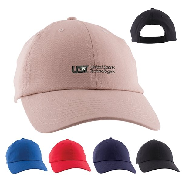 Promotional Budget Unstructured Baseball Cap