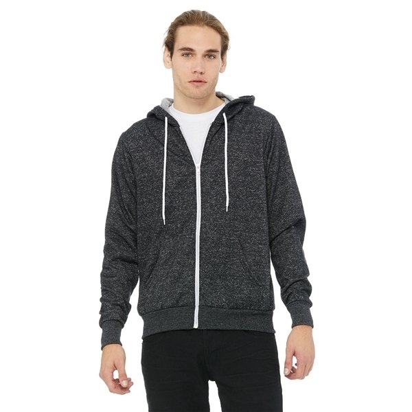 Promotional BELLA + CANVAS Poly - Cotton Fleece Full - Zip Hoodie - 3739
