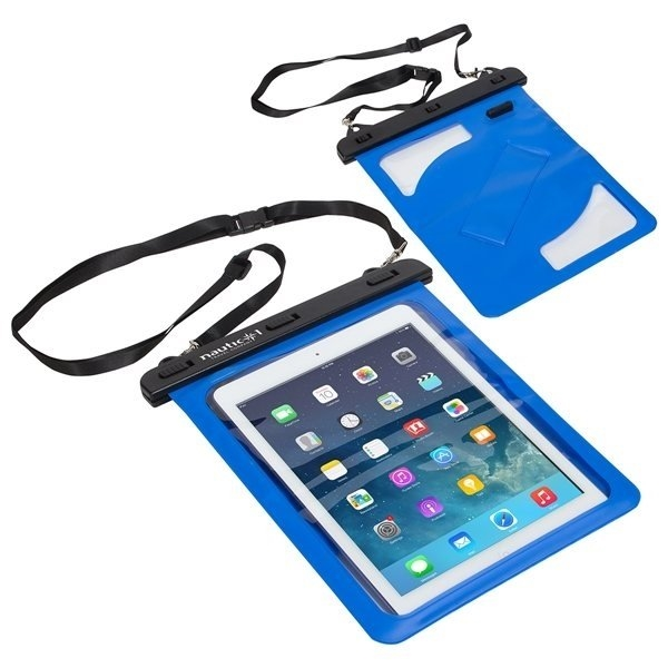 Promotional Waterproof Tablet Case with 3.5mm Audio Jack