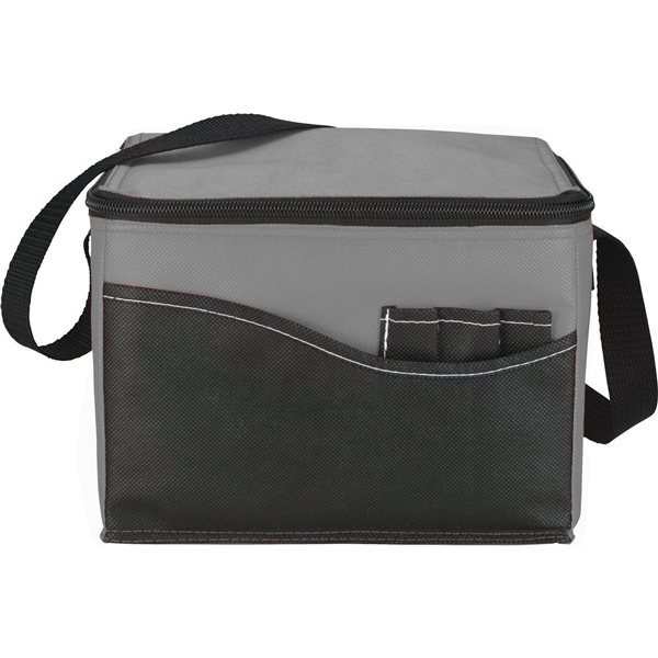 Promotional Rivers 9- Can Non - Woven Lunch Cooler