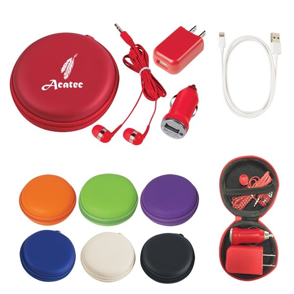 Promotional 3- in -1 Travel Kit