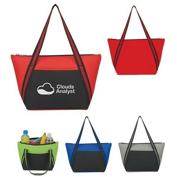 Promotional Non - Woven Insulated Cooler Tote Bag