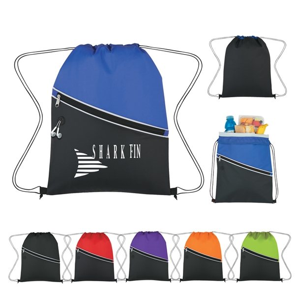 Promotional Two - Tone Cooler Sports Pack