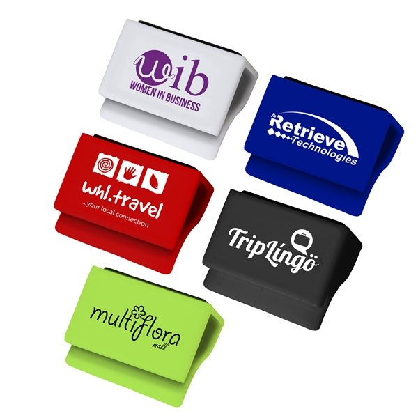 Promotional Privacy Cover with Screen Cleaner
