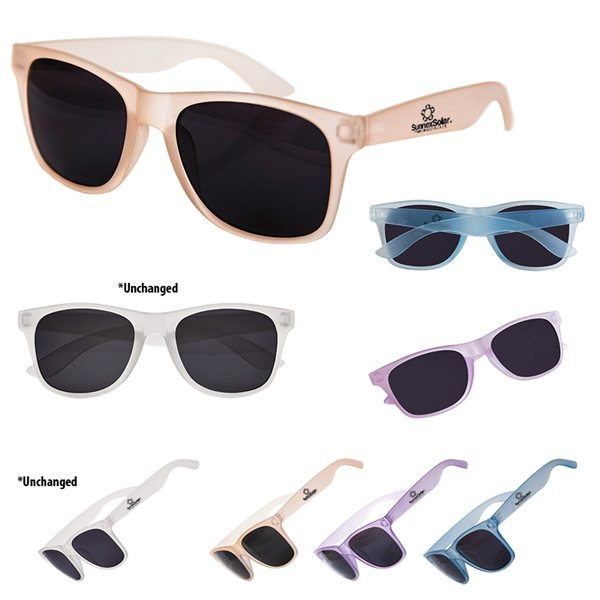 Promotional Mood (Color Changing) Sunglasses